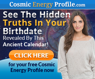 See the hidden truths in your birthdate with a free Cosmic Enerfy Profile