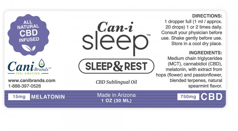 CaniSleep-COMPANY WEBSITE INGREDIENTS-Screen Shot 2019-12-08 at 1.10.39 PM