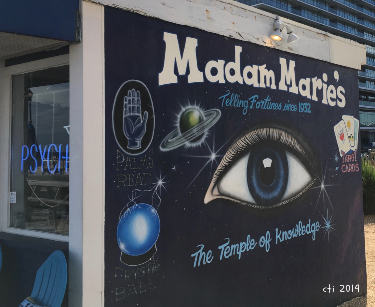 Madame Marie's in Asbury Park NJ - Photo by CTI