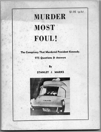 'Murder Most Foul' book from 1967